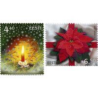 Новый год и Рождество, Праздники Эстония 2004 **
