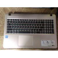 Корпус с клавиатурой Asus X540S