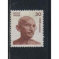 Индия 1980 М.Ганди Стандарт #827А**