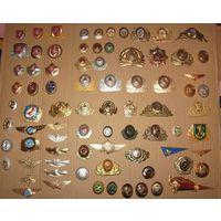 Кокарды РБ, которых нет в коллекции (то, чего нет на фото)