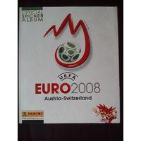 Альбом Panini EURO 2008