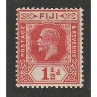 1922 Фиджи 75 Георг V