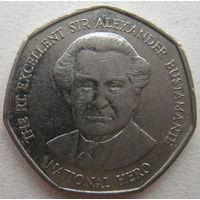 Ямайка 1 доллар 2003 г. (g)