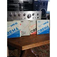 Магнитная лента-Бобины кассеты