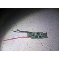 Контроллер для заряда литиевых батарей, зарядка для лития