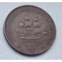 ЮАР 1/2 пенни, 1942 6-6-20