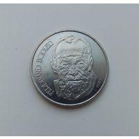 ЩВЕЙЦАРИЯ  5 франков 1980 г.