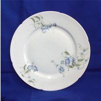 Тарелка закусочная Фарфор Австрия Богемия IMPERIAL PLS PSL PUL Pfeiffer & Lowenstein 1914 год