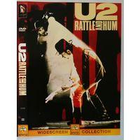 U2 - Rattle And Hum, DVD9 (есть варианты рассрочки)
