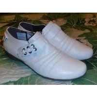 Полуботинки закрытые туфли City Walk 38 р-р