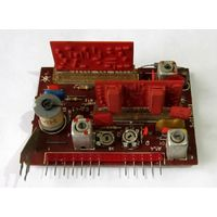 Субмодуль декодера SECAM (А1.4) СД-43 телевизоров 4УСЦТ