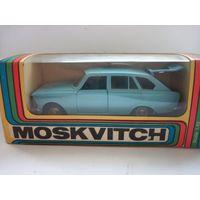 Модель МОСКВИЧ ИЖ-КОМБИ-1500 А 12 без made in сделано в СССР.
