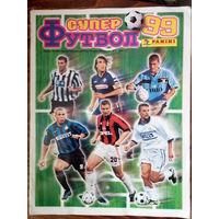 Журнал для наклеек Супер футбол 99(panini)