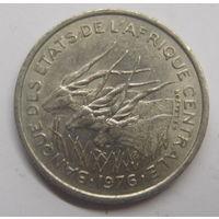 Центральная Африка 50 франков 1976 г