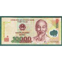 ВЬЕТНАМ 10000 донг   полимер
