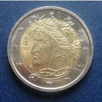 Италия 2 евро 2013
