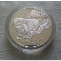 Красный бор. Европейская норка. 20 рублей 2006 г.