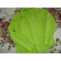 Модная молодежная рубашка 46-50размер