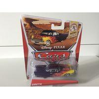 Машинка Тачки Грета Disney Pixar Cars Greta Retro Radiator Springs