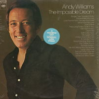 2LP Andy Williams 'The Impossible Dream' (запячатаны)