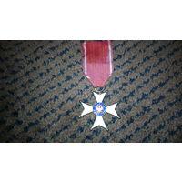 Кавалерский крест Возрождённая Польша