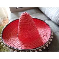 Сомбреро шляпа