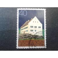 Лихтенштейн 1978 стандарт, сельский дом
