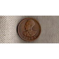 Эфиопия 5 центов 1944(Ki)