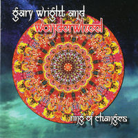 Gary Wright (ex- Spooky Tooth) and Wonderwheel - Ring Of Changes (1972, Audio CD, ремастер 2016 года)