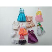 Одежда для маленьких кукол лотом