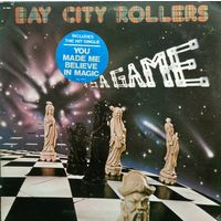 Bay City Rollers /It's A Game/1977, Arista, Promo, LP, VG+, USA