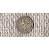 Греция 10 драхм 1930 /Деметра /КОЛОС/серебро//Н/