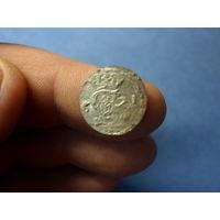 Двойной денарий 1621 г. R торг обмен