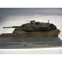M1A1HA Abrams 1st Armored Division - Frankfurt(Germany) 2003.