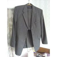 """Мужской костюм """"Classic Fashion"""", 48-50 р-р (рост 176-182), серый"""