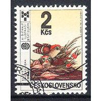1987 Чехословакия. 11-я выставка книжных иллюстраций для детей, Братислава