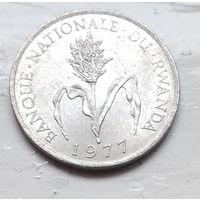 Руанда 1 франк, 1977  1-4-20