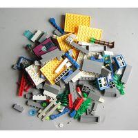 Части конструктора типа LEGO