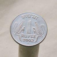 Индия 1 рупия 2002