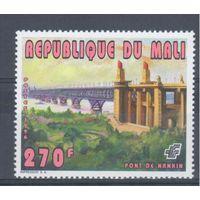[846] Мали 1996. Мост.