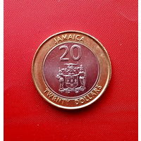 92-19 Ямайка, 20 долларов 2001 г.
