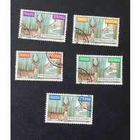 Республика Гвинея. Заповедник. Дата выпуска:1961-09-01