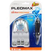 Зарядное устройство Samsung Pleomax 1013 Ultra Power + автомобильный адаптер.