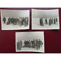 Фотографии отражающие жизнь Курсантов Люфтваффе (10 штук)! Смотрите другие лоты. Распродажа с 1 рубля!
