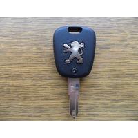 Ключ для Peugeot Пежо