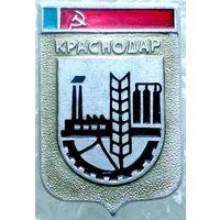 """Значок """"Краснодар. СССР"""""""