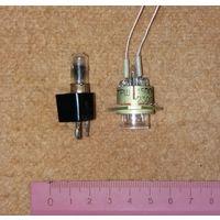 Лампа-индикатор неоновый E10 ТН-0,2-1-1075 с арматурой