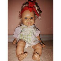 Кукла с клеймом
