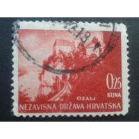Хорватия 1941 ландшафт
