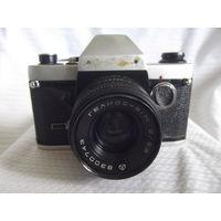 Фотоаппарат КИЕВ 17 с объективом ГЕЛИОС 81М